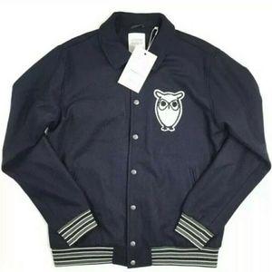 🎉HP🎉 RARE Knowledge Apparel Wool Varsity Jacket